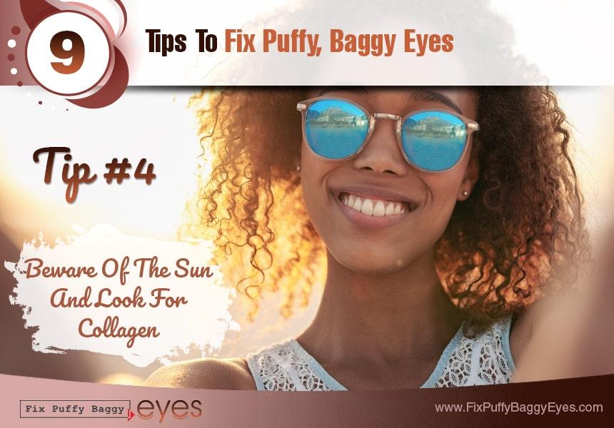 use an all-natural eye cream fix puffy baggy eyes