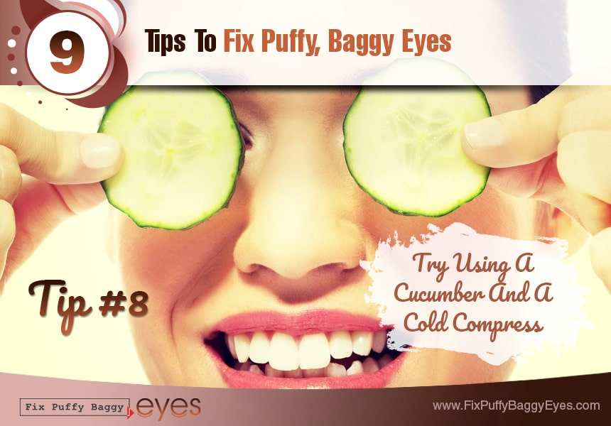 use an all-natural eye cream fix puffy baggy eyes
