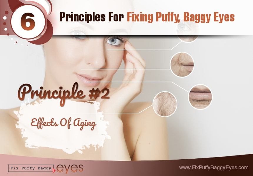 bags under the eyes can be a sign of ill health fix puffy baggy eyes