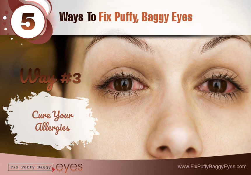 treat your eyes after crying fix puffy baggy eyes